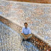 Guiness World Record Mosaic