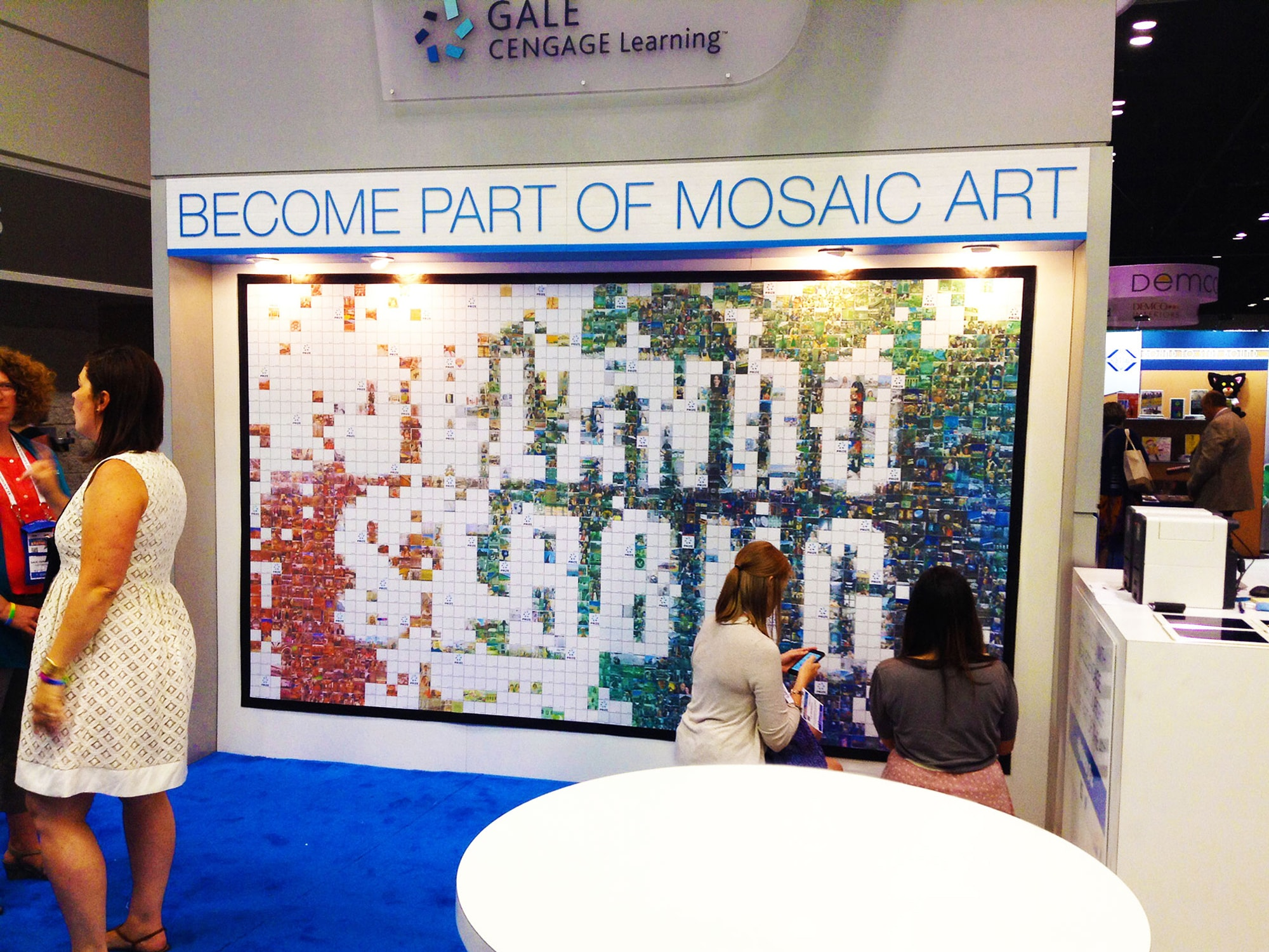 Live Photo-by-Photo Mosaic Event: ALA Annual Conference