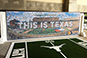 Live Print Mosaic Event: Texas Longhorns Orange-White Spring Game