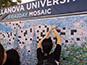 Live Print Mosaic Event: Villanova 1842 Day