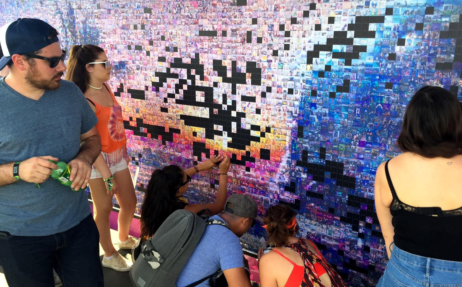 Live Print Mosaics