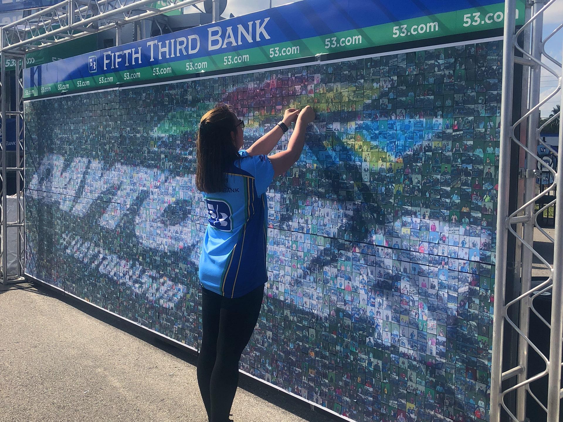 Live Event Mosaic: Daytona 500