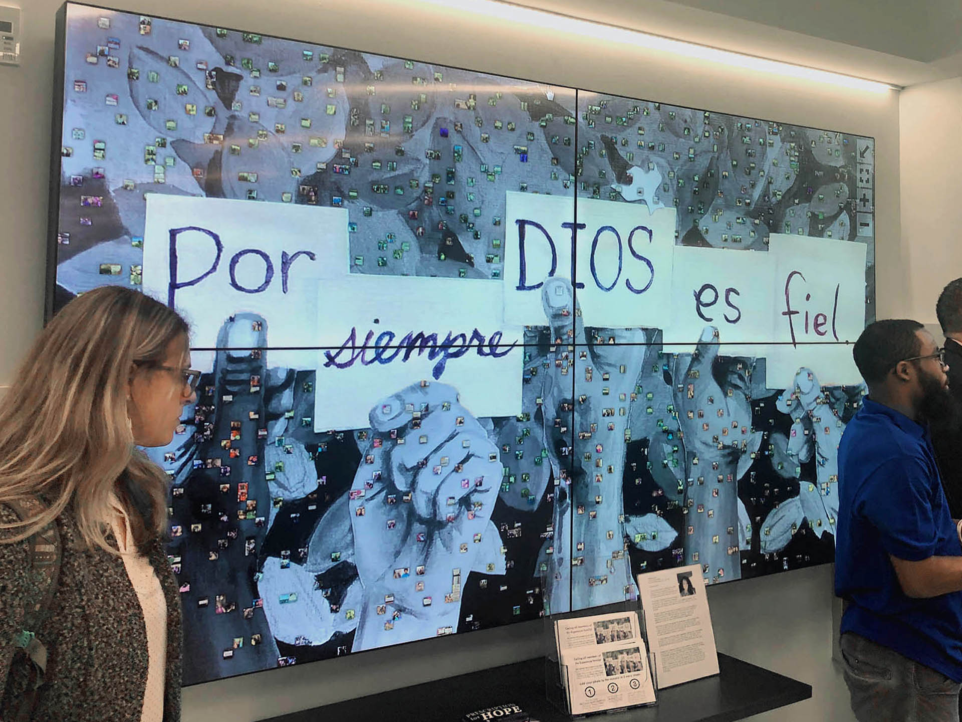 Live Digital Mosaic: Esperanza Health Center