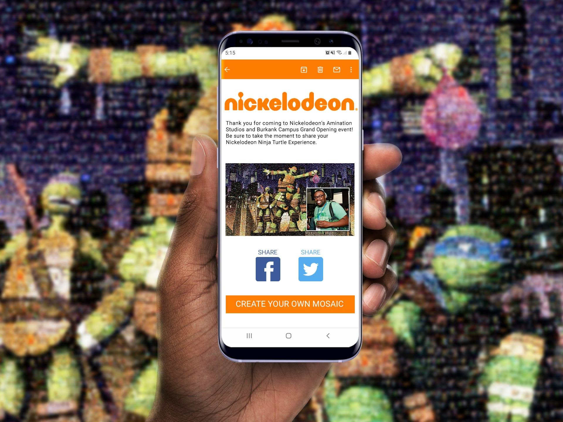 Nickelodeon Animation Studio Burbank Grand Opening