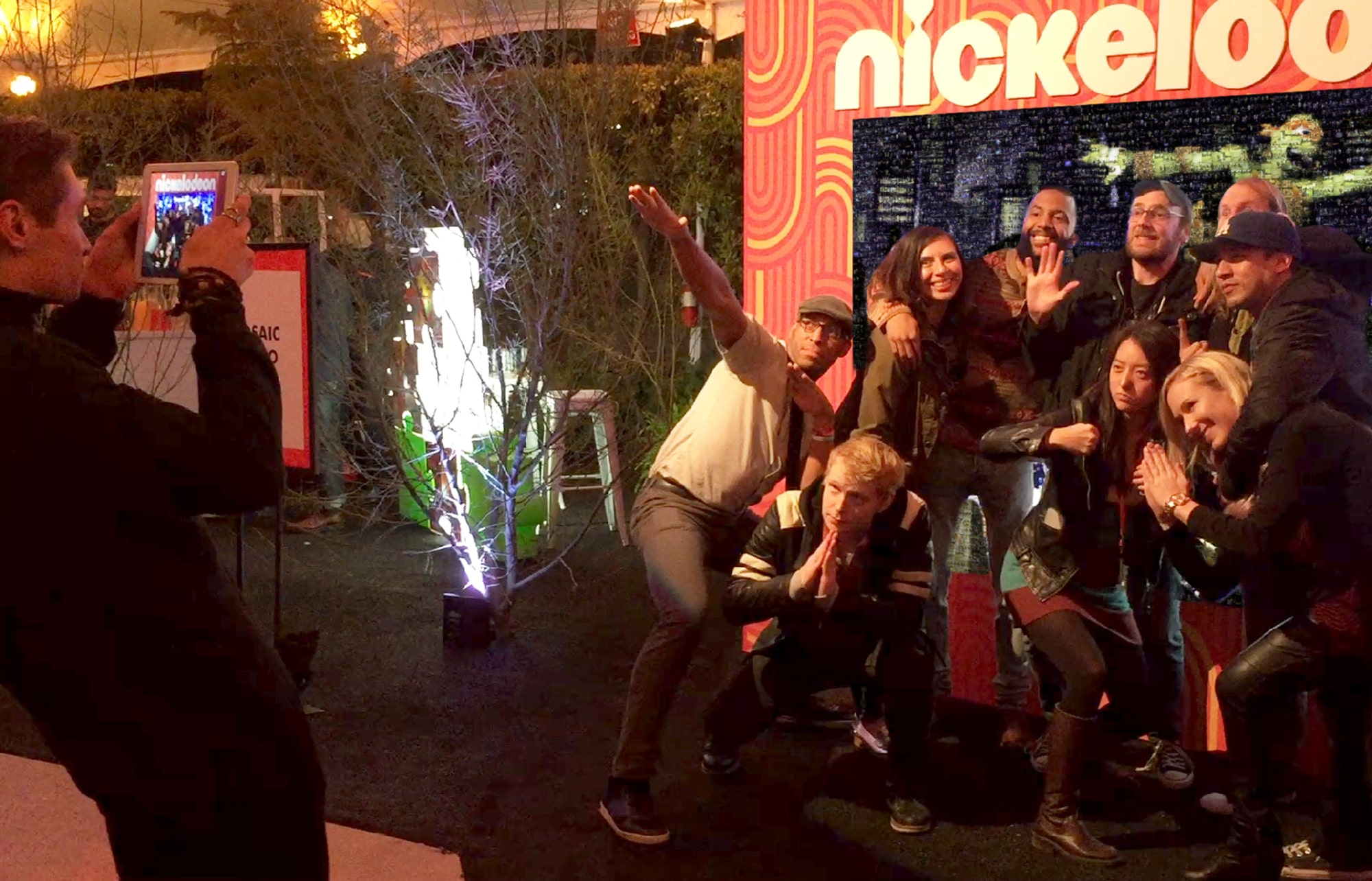 Nickelodeon Animation Studio Burbank Grand Opening