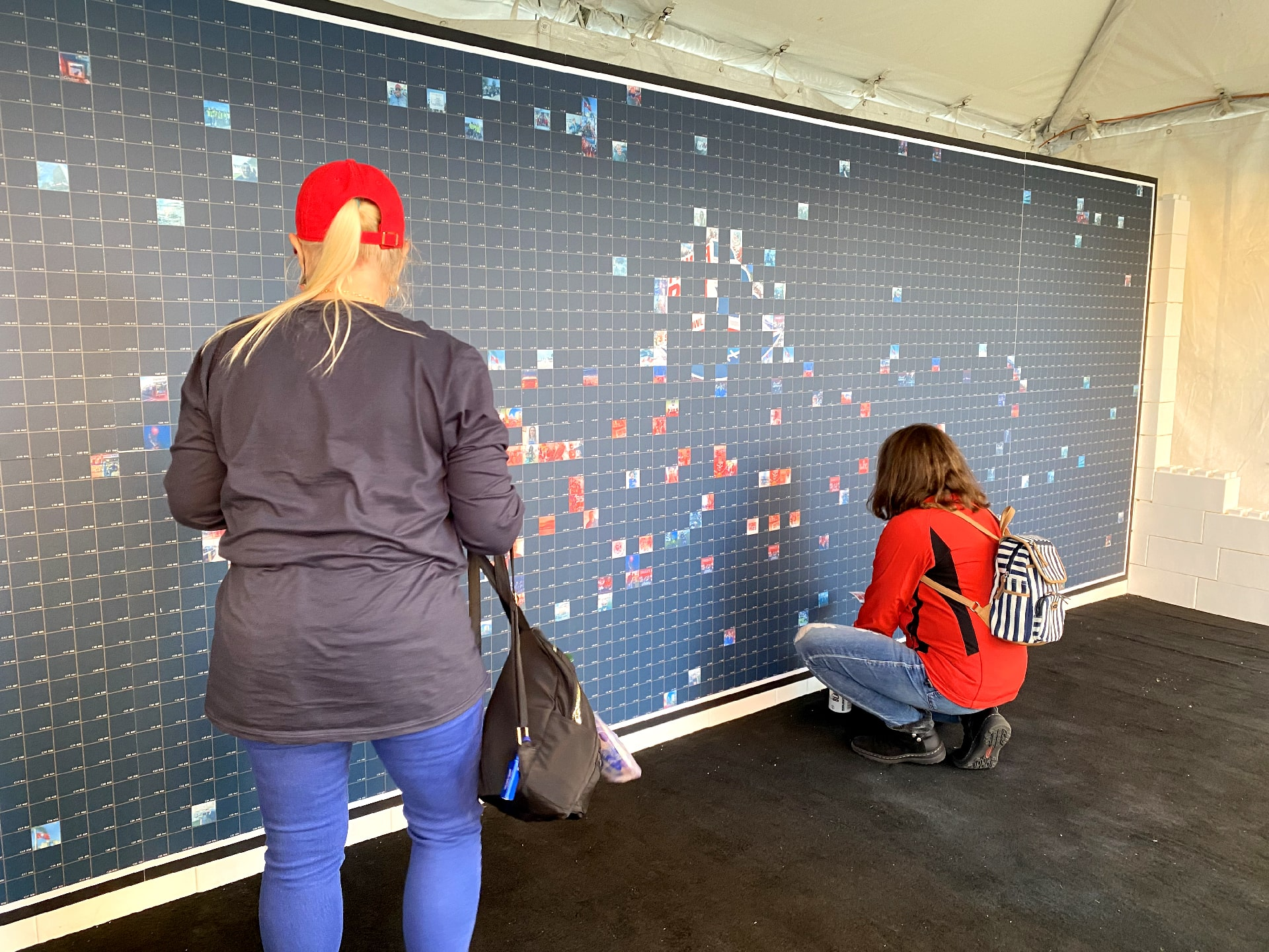 Live Print Mosaic: Super Bowl LV