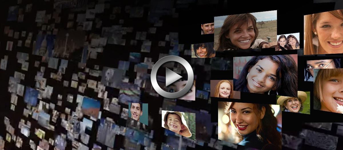video mosaic