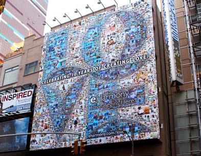 Picture Mosaics Large Scale Photo Mosaic Murals