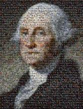 president people portrait george washington politics government america