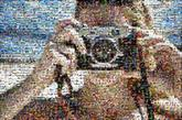 colorization true mosaics people cameras photography faces