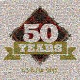 50 numbers logos fifty text celebrations anniversaries
