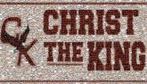 Christ, King, Lord, Jesus, Religion, Holy, Catholic, children, kids, school, learning, class, logo, eagle