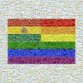 flags rainbows colors symbols icons graphics pride unity national