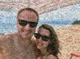 couples people faces selfies beach summer vacation travel sunglasses husband wife love