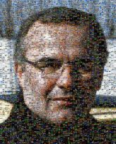 man mosaic portrait photos pictures life
