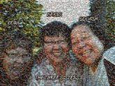 sisters people faces portraits selfies groups family siblings glasses outside outdoors