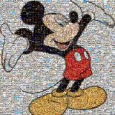 mickey disney characters graphics illustrations vacations