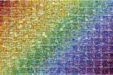 rainbow colors abstract