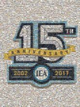 iea anniversary horses association 15 logos graphics symbols words fonts equestrian