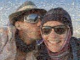 couple sunglasses travel people faces love hats