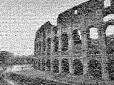 Colosseum Rome Italy travel history architecture area structure ruins international