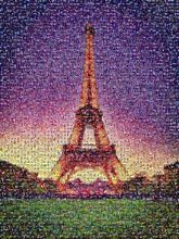 eiffel tower paris france destinations landmarks travel vacation europe structures sunsets