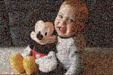 first birthdays people faces kids children young boys disney mickey mouse