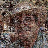 portrait faces man person glasses hat vacation