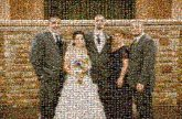 weddings marriage married couples love family people faces portraits distance formal distant full body groups
