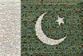 pakistan flags symbol pride