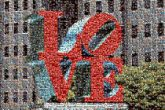 love signs statues structures sculptures landmarks city artwork
