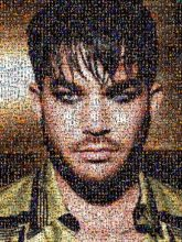 adam lambert celebrity celebrities musicians artists faces person portraits singers entertainment entertainers performers man