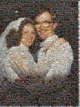 parents anniversary wedding couple glasses marriage faces people love