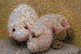 toys stuffed animals pigs objects things