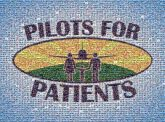 pilots patients words text letters people icons symbols shapes organizations gradients graphics