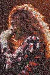 led zeppelin people faces musicians music performance performers singers singing live profiles