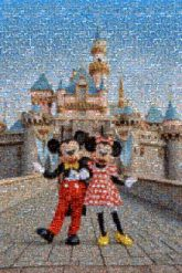 disney world characters fun adventure children kids vacations castles theme parks mickey minnie mouse