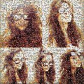 photobooth selfies portraits faces people girl woman sunglasses grids multiple