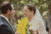 weddings people faces couples love portraits profiles man woman brides grooms husband wife formal outdoors flowers
