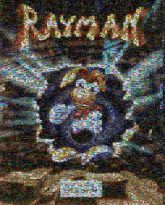 rayman characters games fantasy text words letters