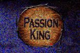passion king logos graphics text words letters plays theater religion religious church