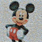 disney vacation trip travel mickey mouse graphics icons