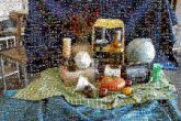 still life art objects artists painting education schools students