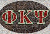 phi kappa psi greek fraternity college university school group letters text fonts logos