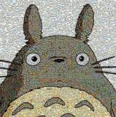 my neighbor totoro animation animated cartoon movie film cinema story faces graphics character