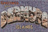 postcards letters words text vacations islands graphics travel