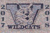 wildcats logos mascots students schools yearbook icons graphics symbols pride unity 2018 years numbers