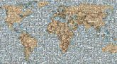 maps locations destinations graphics places travel vacations world global globes