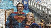 superman woman people faces portraits costumes characters couples friends logos heroes