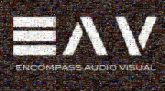 audio visual symbols logos company brands entertainment simple lines shapes